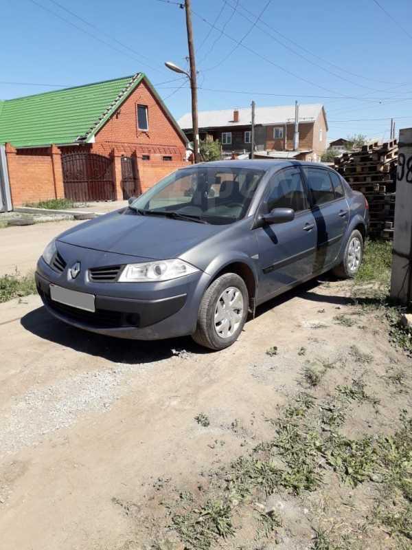 Renault Megane, 2006 год, 225 000 руб.