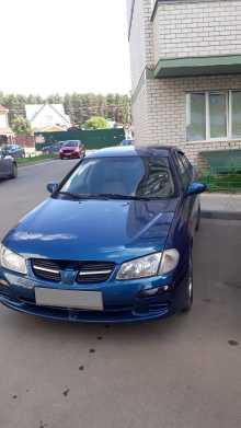 Воронеж Almera 2000