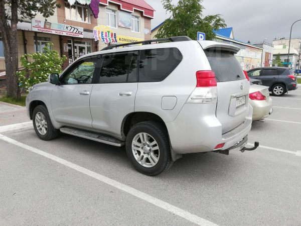 Toyota Land Cruiser Prado, 2011 год, 1 750 000 руб.