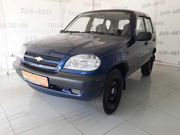 Chevrolet Niva, 2008 год, 175 000 руб.