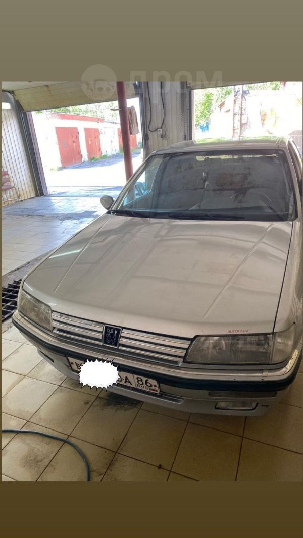 Peugeot 605, 1994 год, 149 000 руб.