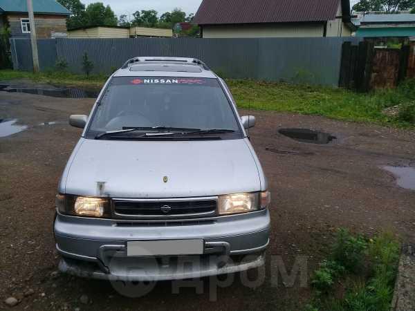 Nissan Prairie, 1997 год, 110 000 руб.