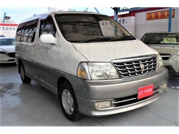 Toyota Granvia, 2000 год, 485 000 руб.