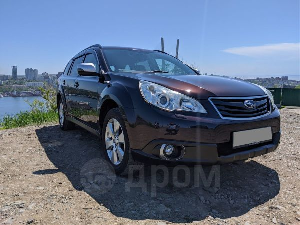 Subaru Outback, 2011 год, 1 050 000 руб.