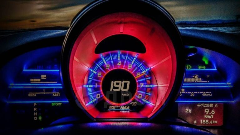 Honda CR-Z, 2010 год, 580 000 руб.