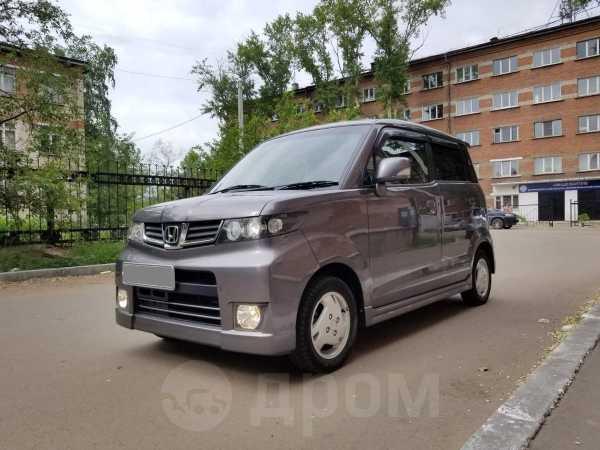 Honda Zest, 2011 год, 318 000 руб.