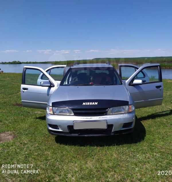 Nissan Pulsar, 1996 год, 160 000 руб.