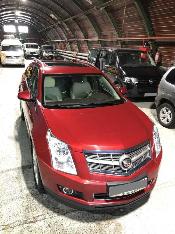 Cadillac SRX, 2011 год, 980 000 руб.