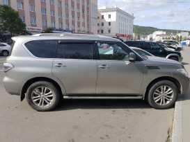 Магадан Patrol 2012