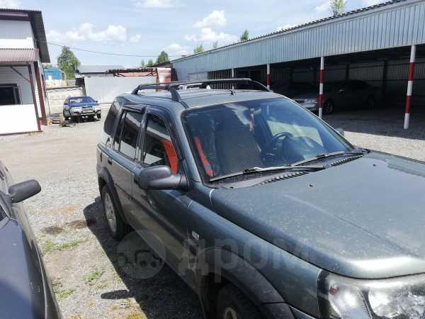Land Rover Freelander, 2004 год, 410 000 руб.