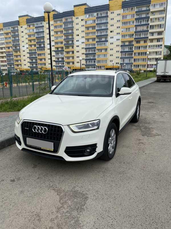 Audi Q3, 2012 год, 900 000 руб.