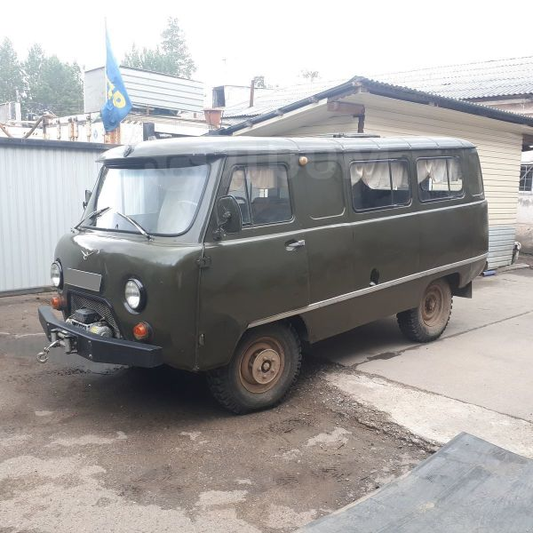 УАЗ Буханка, 1988 год, 250 000 руб.