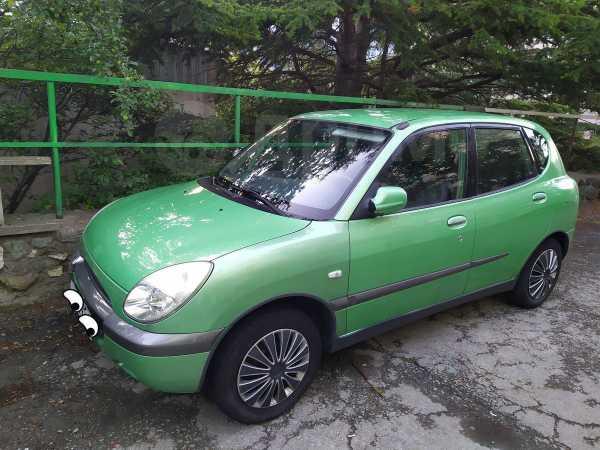 Daihatsu Sirion, 2000 год, 170 000 руб.