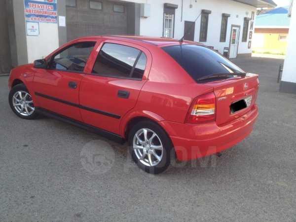 Opel Astra, 2004 год, 171 000 руб.