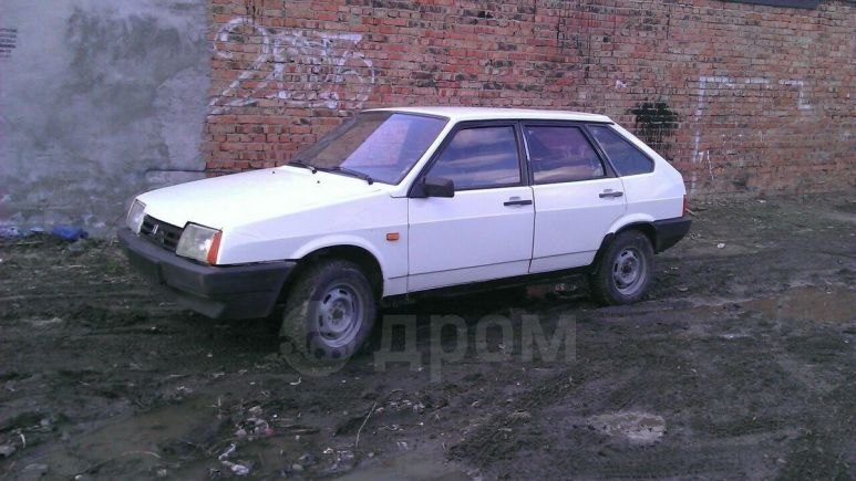 Лада 2109, 1993 год, 60 000 руб.
