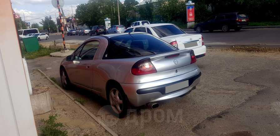 Opel Tigra, 1999 год, 140 000 руб.