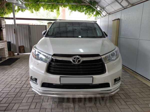 Toyota Highlander, 2013 год, 2 200 000 руб.