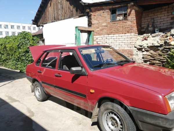 Лада 21099, 1995 год, 38 000 руб.
