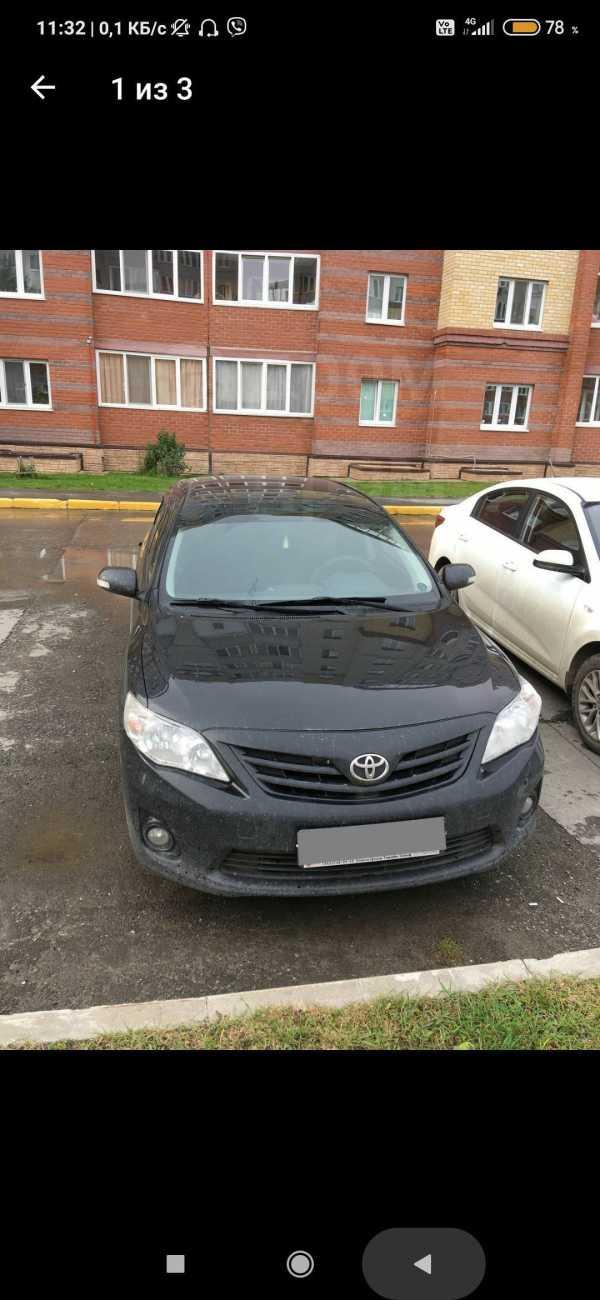 Toyota Corolla, 2011 год, 610 000 руб.