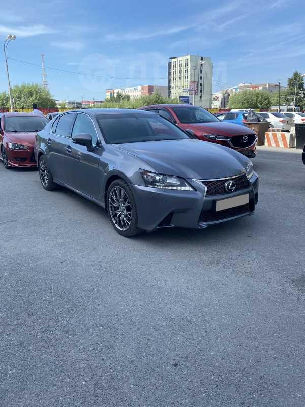 Lexus GS350, 2014 год, 1 755 000 руб.