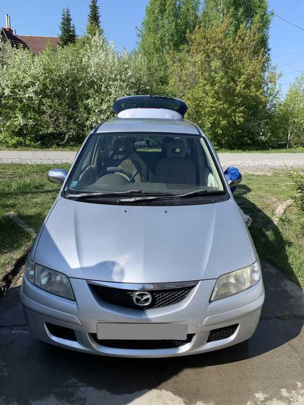 Mazda Premacy, 2001 год, 270 000 руб.