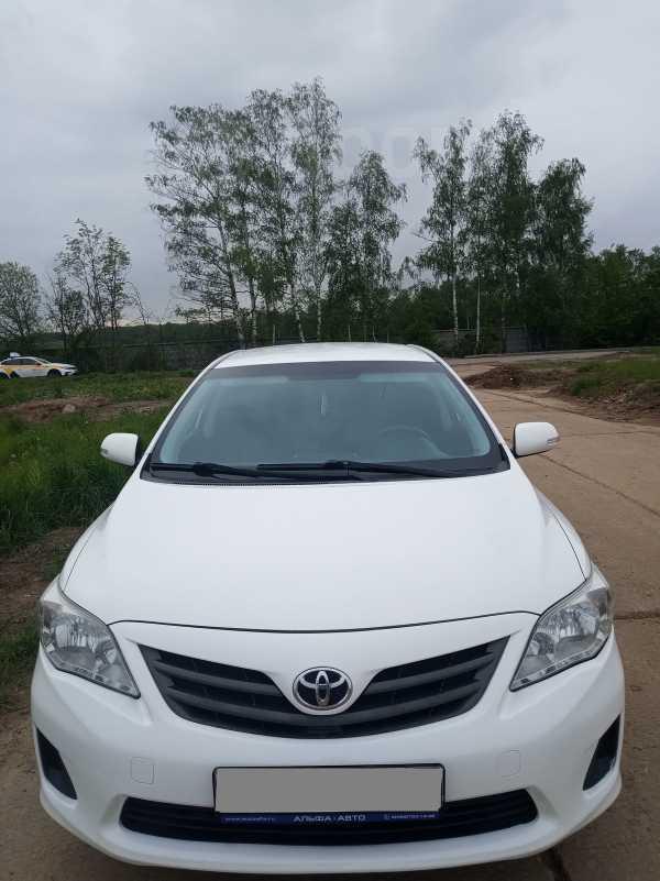 Toyota Corolla, 2011 год, 547 000 руб.