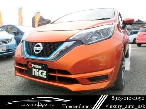 Nissan Note, 2017 год, 730 000 руб.