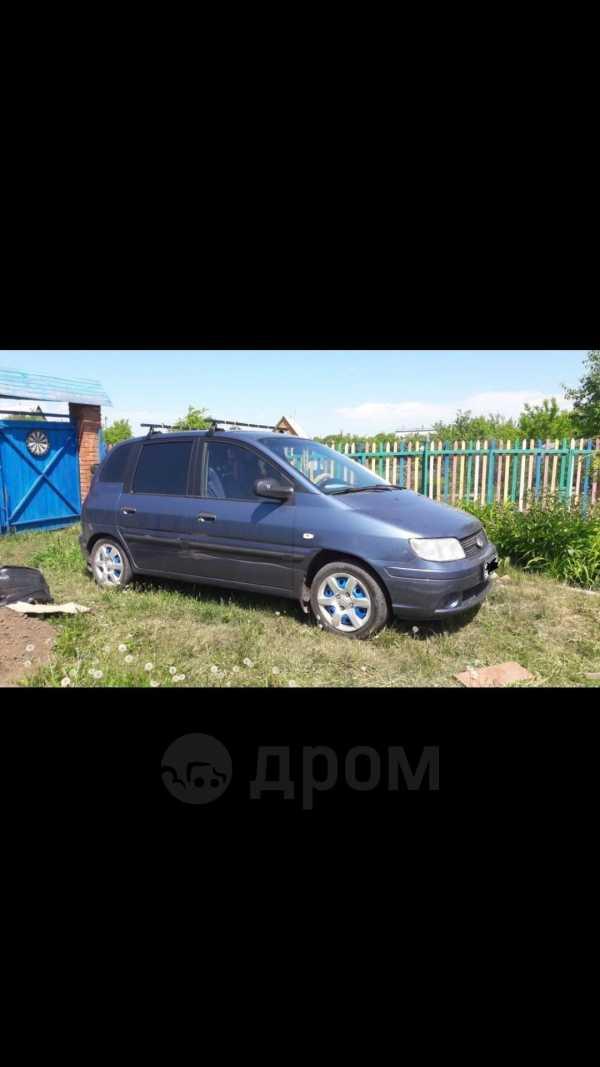 Hyundai Matrix, 2006 год, 250 000 руб.