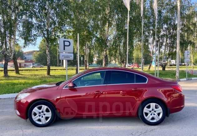 Opel Insignia, 2008 год, 525 000 руб.