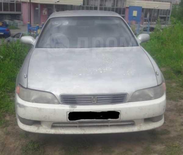 Toyota Mark II, 1996 год, 135 000 руб.
