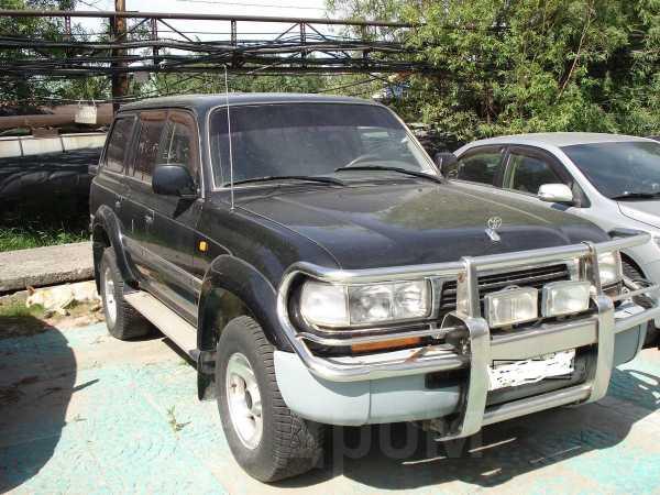 Toyota Land Cruiser, 1997 год, 500 000 руб.