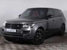 Санкт-Петербург Range Rover 2016