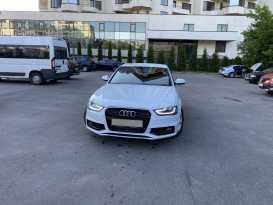 Москва Audi A4 2015