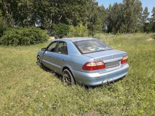 Mazda 626, 2001 год, 180 000 руб.