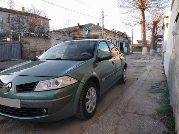 Renault Megane, 2006 год, 192 000 руб.