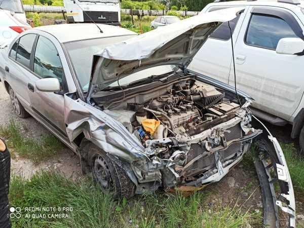 Nissan Almera, 2005 год, 95 000 руб.