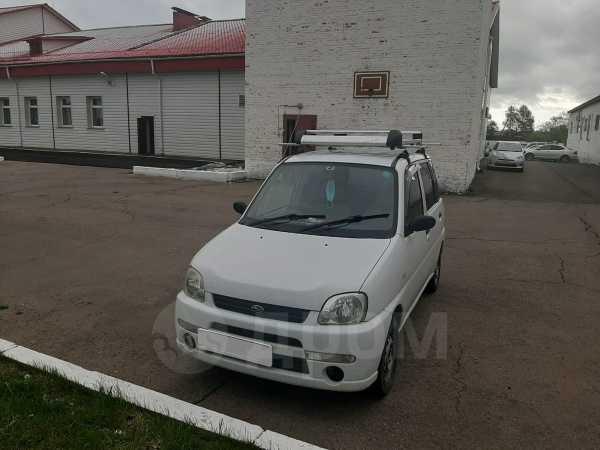 Subaru Pleo, 2008 год, 155 000 руб.