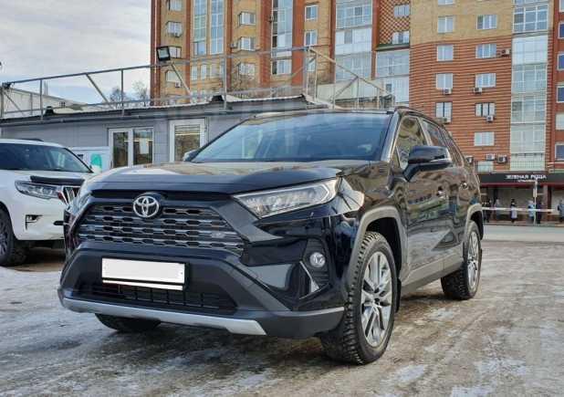 Toyota RAV4, 2020 год, 2 294 000 руб.