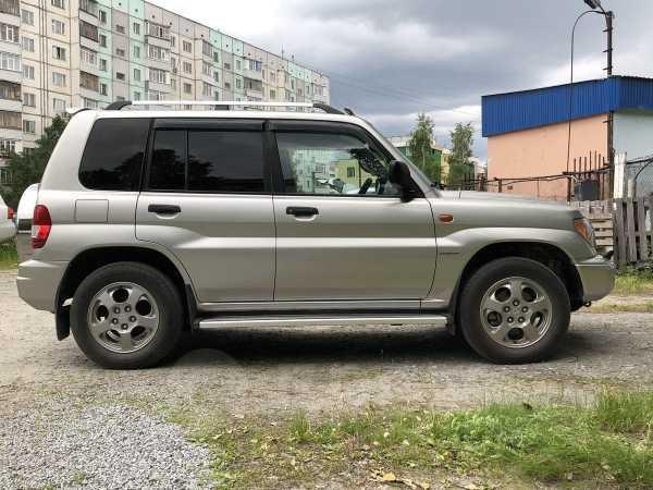 Mitsubishi Pajero Pinin, 2002 год, 670 000 руб.