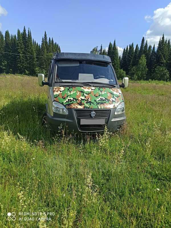 ГАЗ 2217, 2005 год, 400 000 руб.