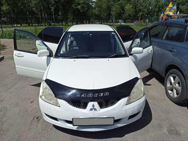 Mitsubishi Lancer, 2003 год, 200 000 руб.