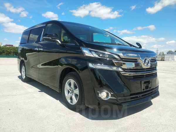 Toyota Vellfire, 2017 год, 2 670 000 руб.