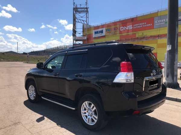 Toyota Land Cruiser Prado, 2010 год, 1 550 000 руб.