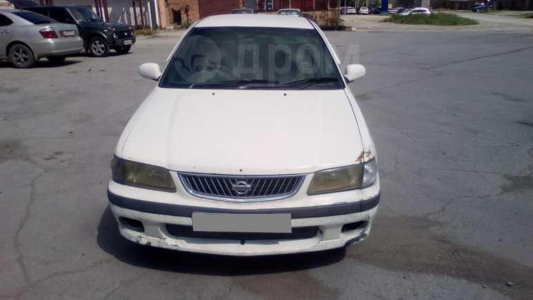Nissan Sunny, 2001 год, 125 000 руб.