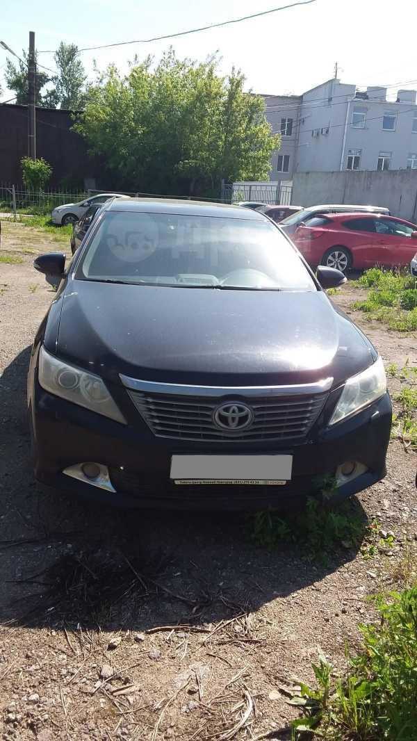 Toyota Camry, 2012 год, 666 000 руб.