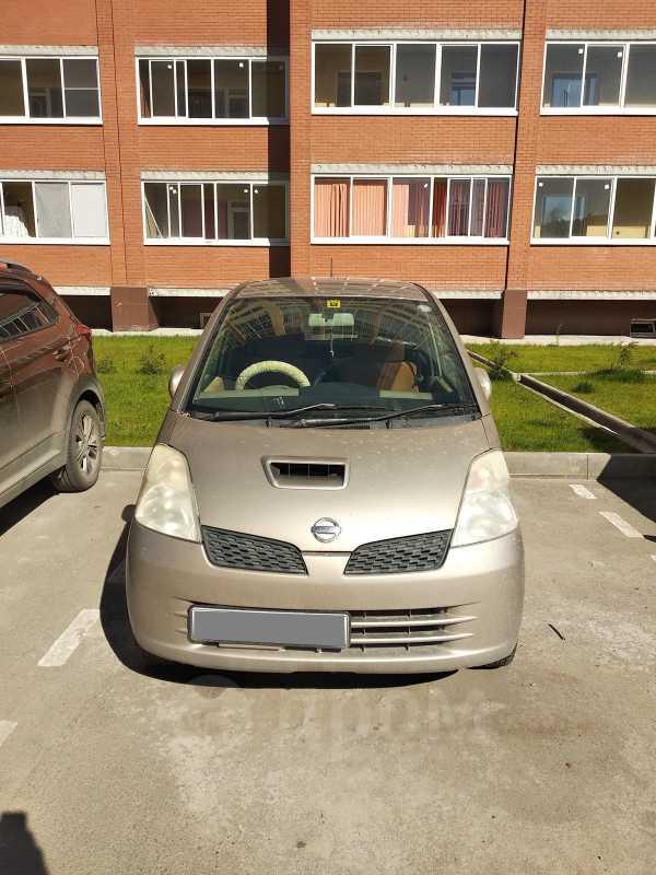 Nissan Moco, 2002 год, 200 000 руб.