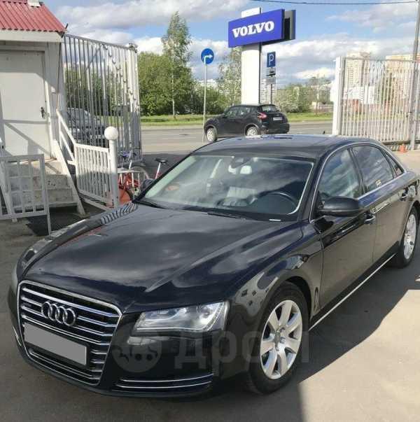 Audi A8, 2013 год, 1 250 000 руб.