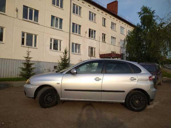 SEAT Ibiza, 2004 год, 200 000 руб.