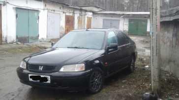 Екатеринбург Civic 1998