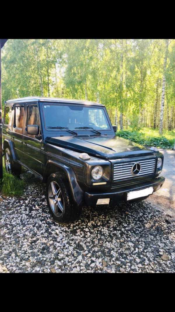 Mercedes-Benz G-Class, 1996 год, 700 000 руб.